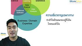 Data Science คืออะไร?