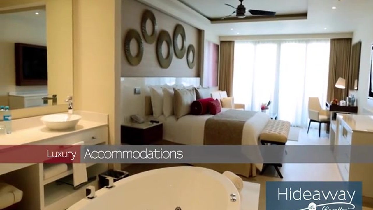 Hideaway at Royalton Riviera Cancún Adults Only