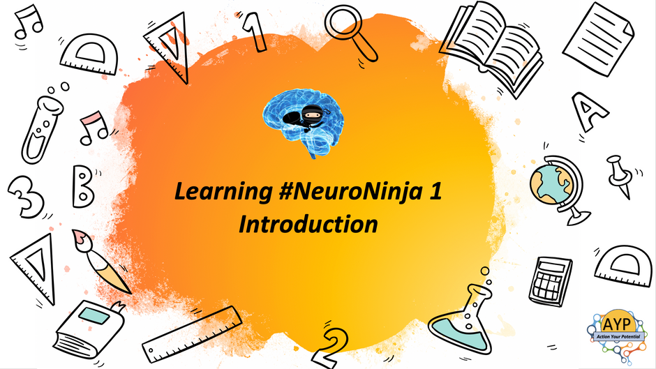 Learning #NeuroNinja 1_Introduction