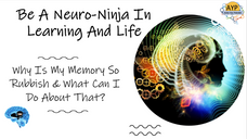 Be a Neuro-Ninja in Learning and Life 4