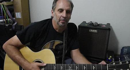 Mike Bateman on Atmosphere at The Performer Studio