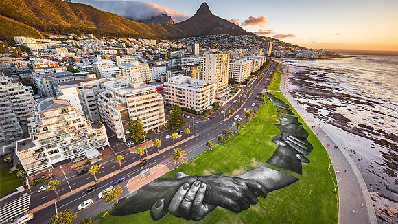 Beyond Walls  | Cape Town | 2021