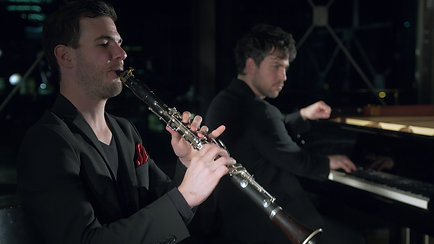 Trio Eclipse plays 'Trio' by Nino Rota (III. movement)