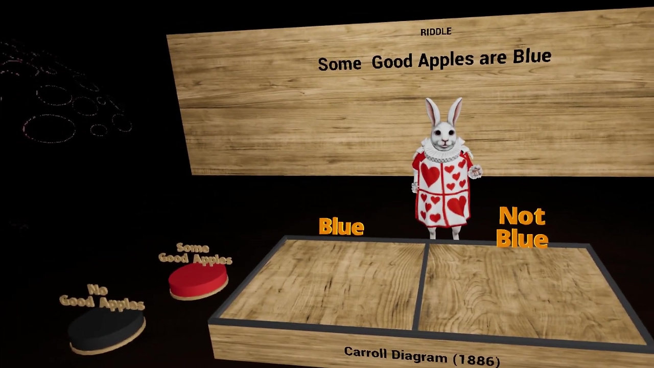 Carroll's Riddles