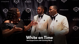 Red Carpet-White on Time