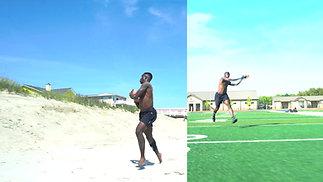 JJ Training Highlights