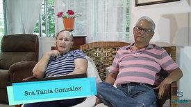 Don Ernesto González y Doña Tania González