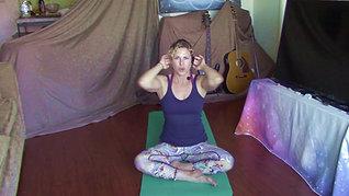 30 min Gentle Yoga for Neck & Shoulders