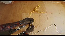 Plywood preparation works
