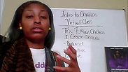 Intro to Chakras Virtual Class Part 2