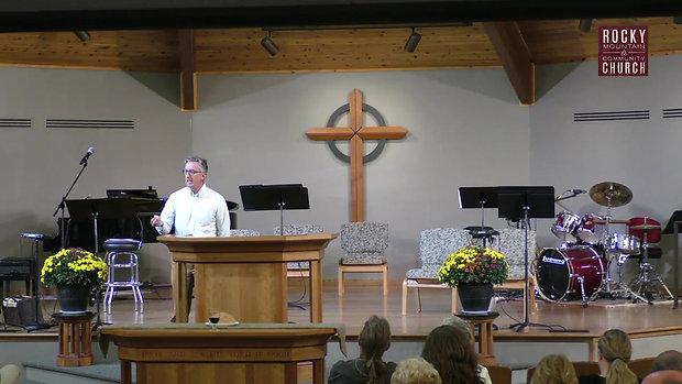 Sunday Service Sept 5