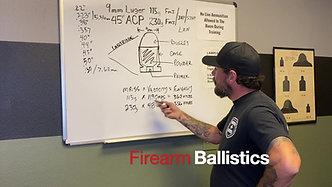 Essential Firearm Knowledge Part 3 Bullets & Ballistics