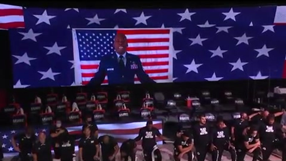 NBA Playoffs September 11 national anthem and video Denver Nuggets vs LA Clippers Game #5 2020