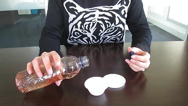 Test pot à sauce pulpe