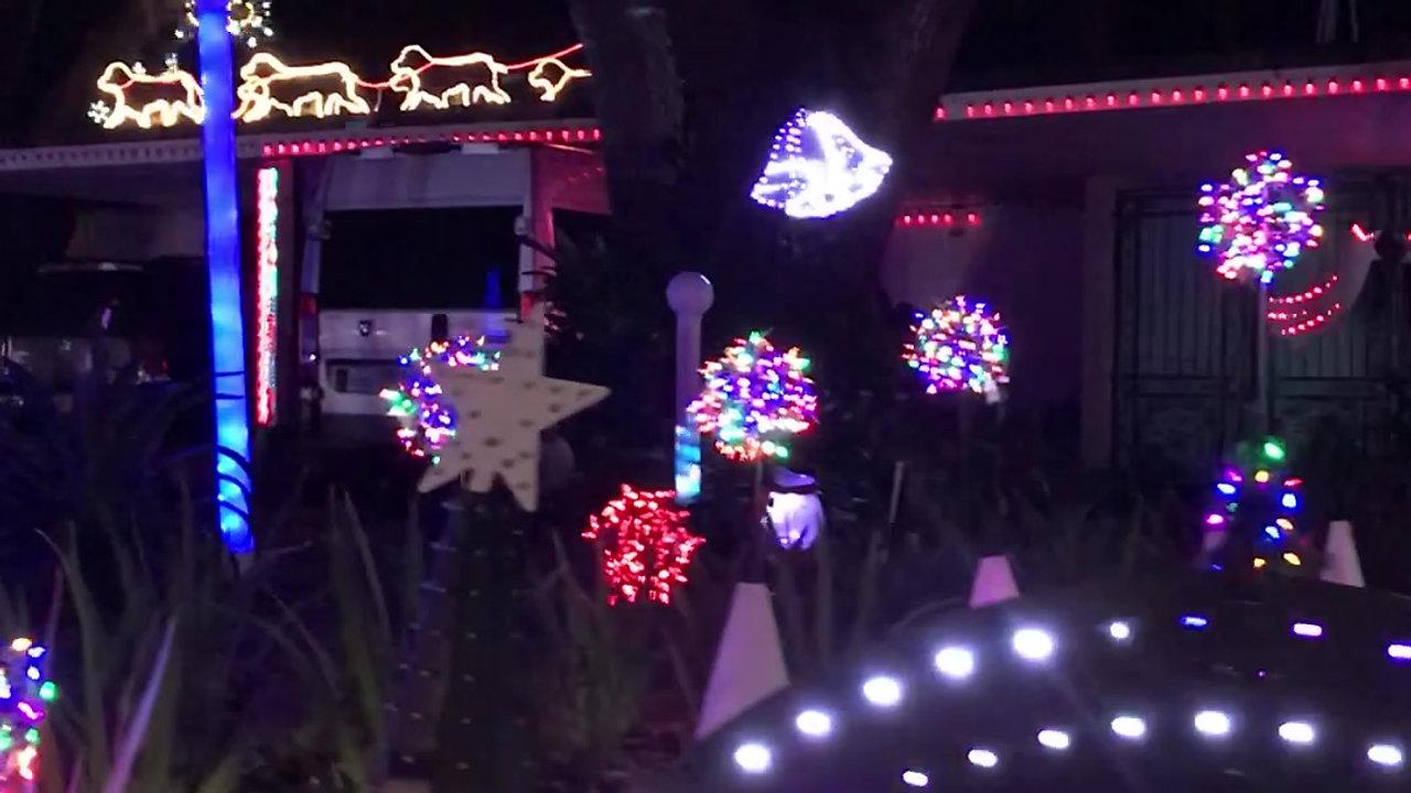 Christmas Lights Outing 2018