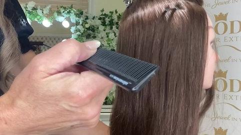 Godiva Flat Track Weave Trailer