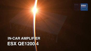ESX QE1200.4 Amplifier Award
