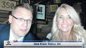 EXTRA: HEALTH & FREEDOM TICKETS ANN WITH CLAY CLARK IN TULSA