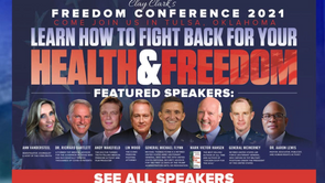 APRIL 16, 2021 HEALTH & FREEDOM CONFERENCE LIVE FROM TULSA POST INTERVIEWS