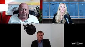JUNE 7, 2021 Special Presentation Charlie Ward Patrick Byrne Leigh Dundas Sasha Stone Scott McKay