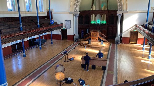 Round Chapel Session