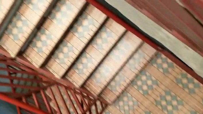 New tile to stairs College Canape-Vert from Marie-Marthe Franck Paul's winn ing the Prix Rochombe