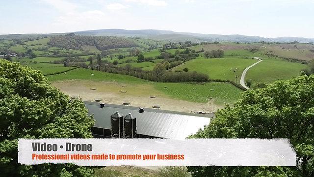 VIDEO  & DRONE SHOWREEL