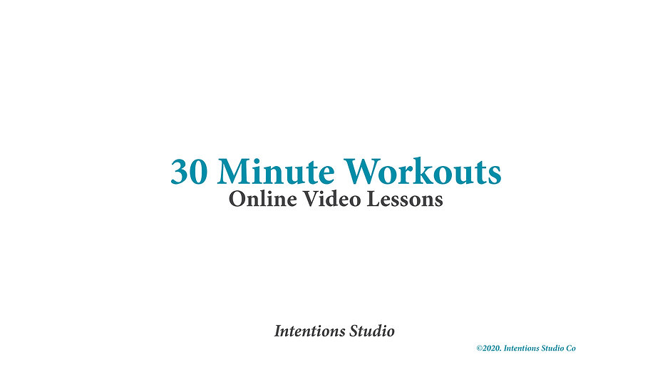 30-Minute Workouts