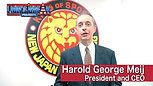 CharaExpo USA 2018 Harold George Meij