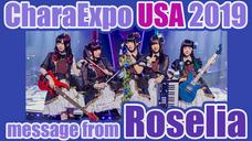 CharaExpo USA 2019 - Roselia
