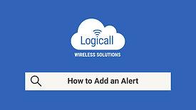How to: Add an Alert
