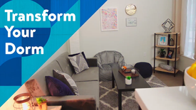 TRANSFORM YOUR DORM | JACOB UMKC | WALMART