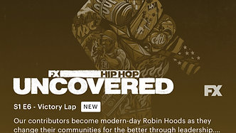 HipHop Uncovered