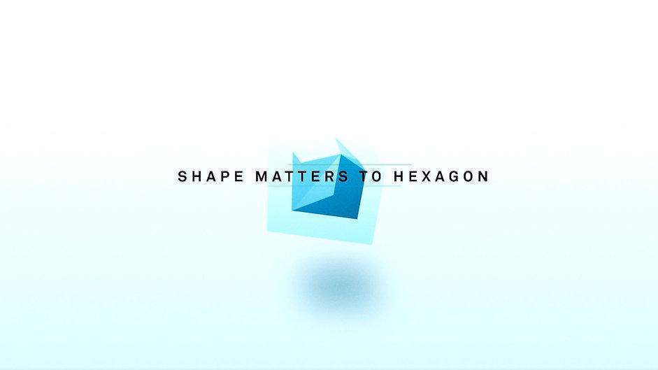 Hexagon- Shape Matters