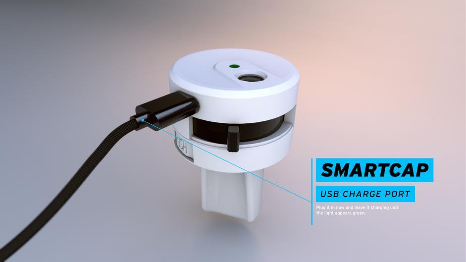 RX SmartCap