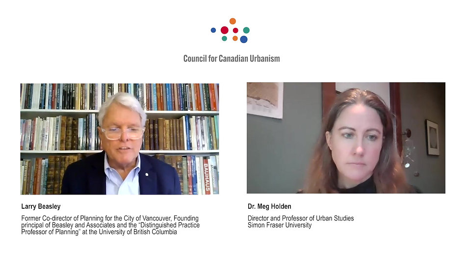 Larry Beasley Interview on Vancouverism