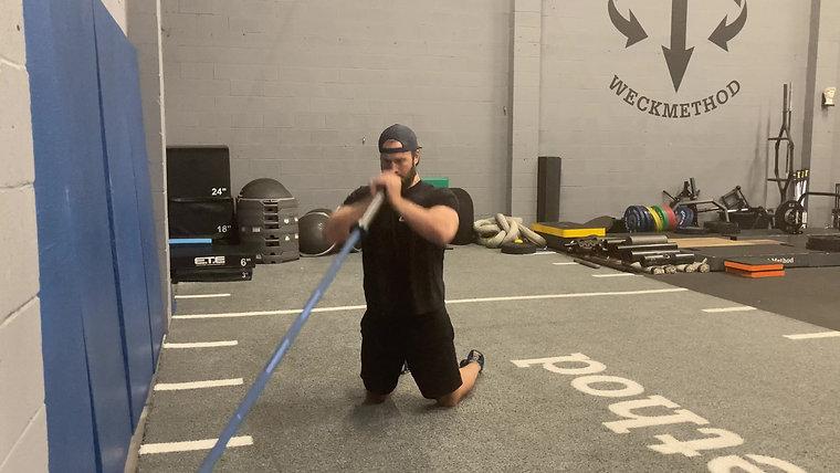 Landmine Upper Body Training