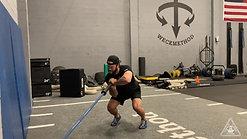 Squat Position Screwdriver