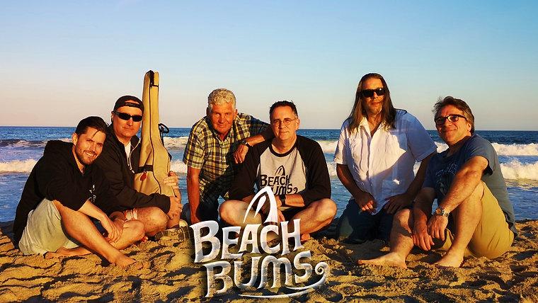 BB on the beach