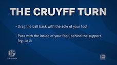 Trick 4: The Cruyff Turn