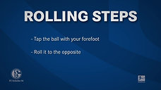Trick 1: Rolling Steps