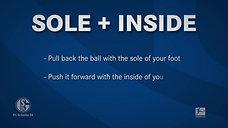 Trick 3 - Sole Inside