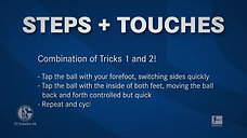 Trick 5 - Steps Touches