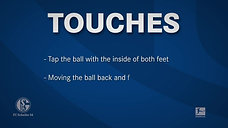 Trick 2 - Touches