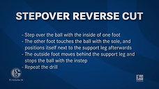 Trick 10 - Stepover Reverse Cut