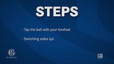 Trick 1 - Steps