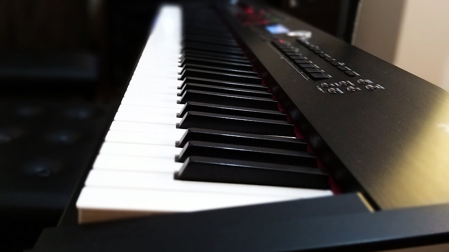Pianocover