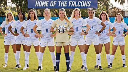NJCAA Region 8 Women's Soccer Championship DSC Falcons vs Eastern Florida Titans