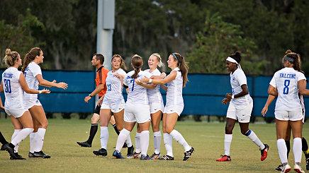 DSC Women's Soccer vs. ASA College - NJCAA Region 8