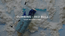CLIMBING - RED BULL